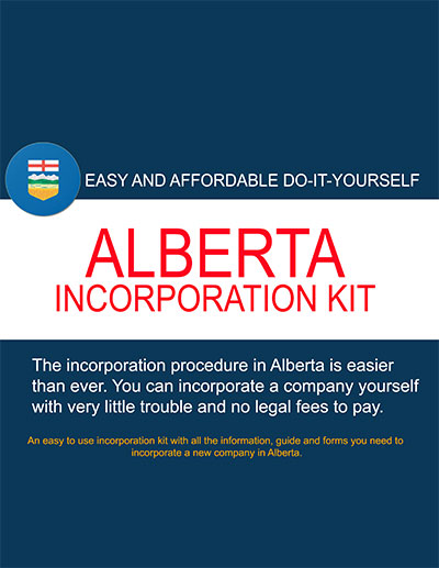 Alberta self incorporation kit company formations canada easy and affordable do it yourself alberta incorporation kit solutioingenieria Gallery